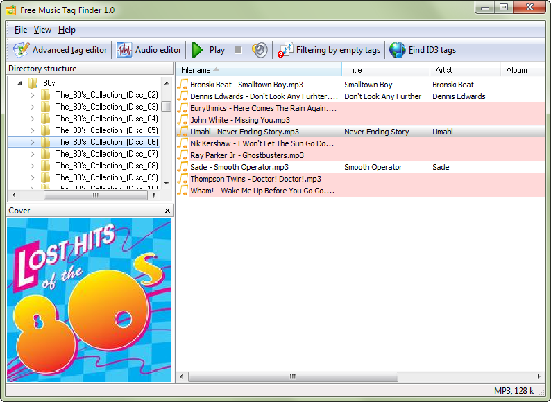 how to find song title from mp3